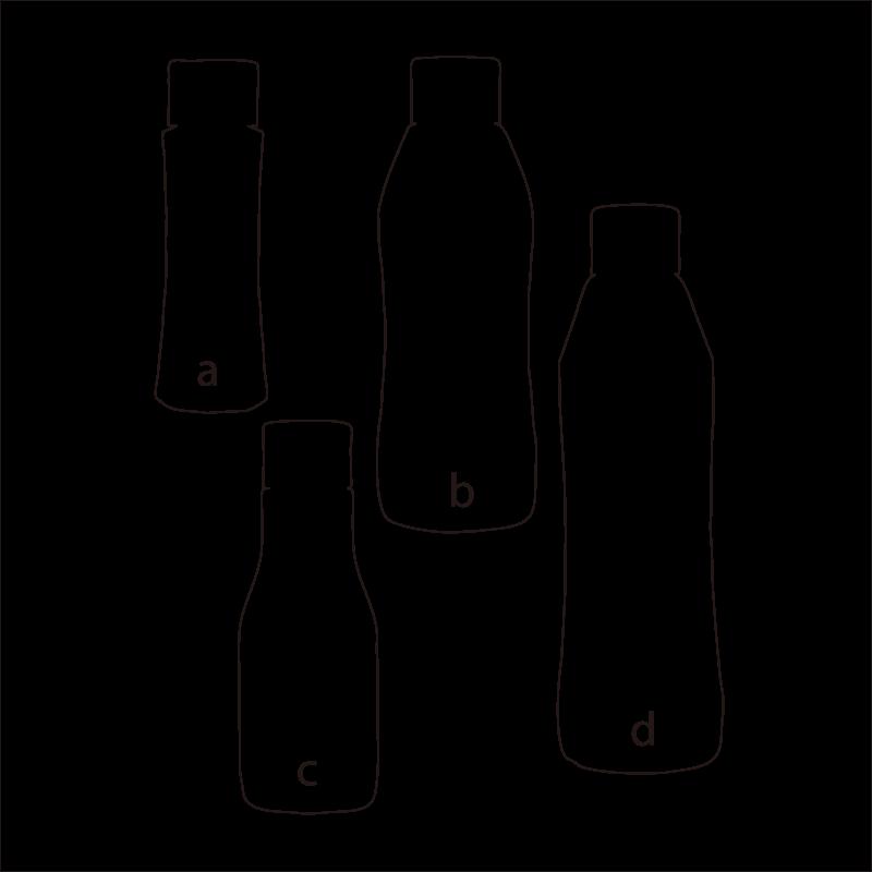 ハクリボトル