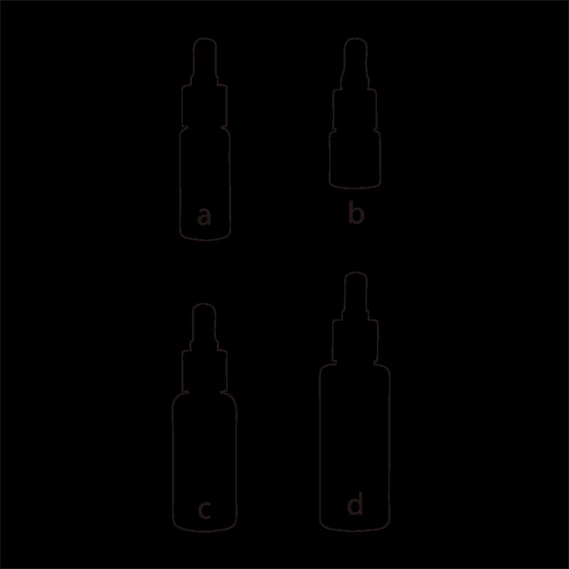 インポートスポイトボトル