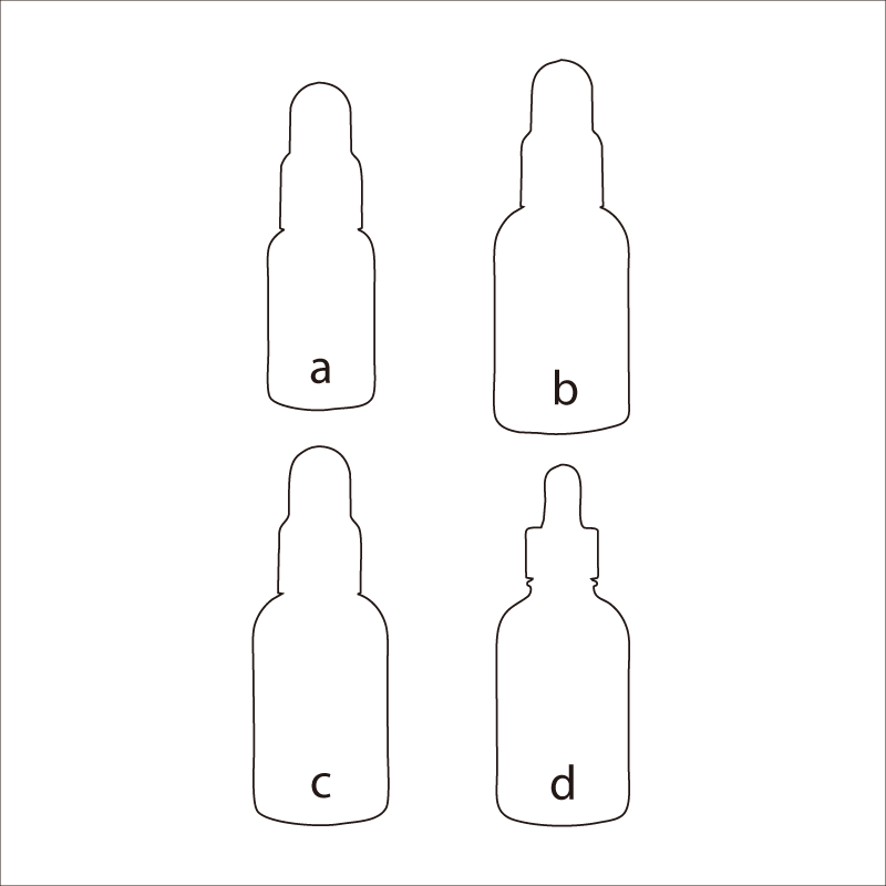 スポイトボトル